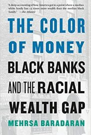 The Color of Money by Mehrsa Baradaran